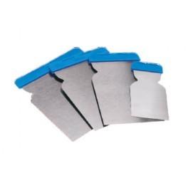 kit couteaux à mastic ( en métal )