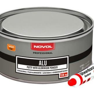 mastic polyester poudre d'aluminium Novol