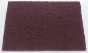 COUPE SCOTCH-BRITE ROUGE 115 X 230MM TRES FIN