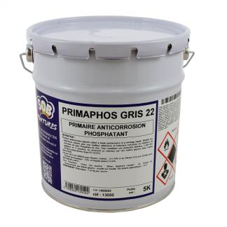 PRIMAIRE ANTICORROSION PHOSPHATANT 5L