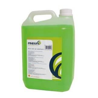 shampooing vert multi fonction pour le nettoyage de carrosserie automobiles. finixa