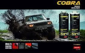 Cobra Novol Bedliner
