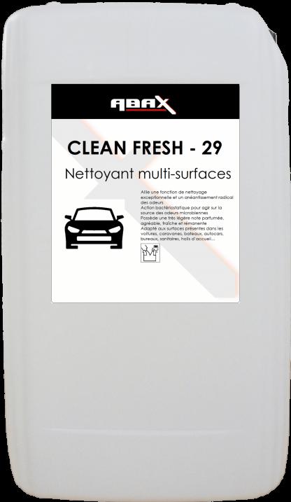 savon clean fresh abax