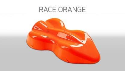 Peinture racing fluor race orange
