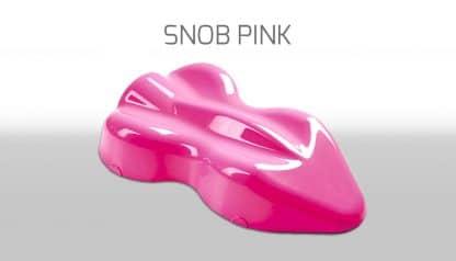 Peinture snob pink fluorescente