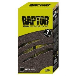 Kit peinture Raptor Liner 1L noir ou blanc